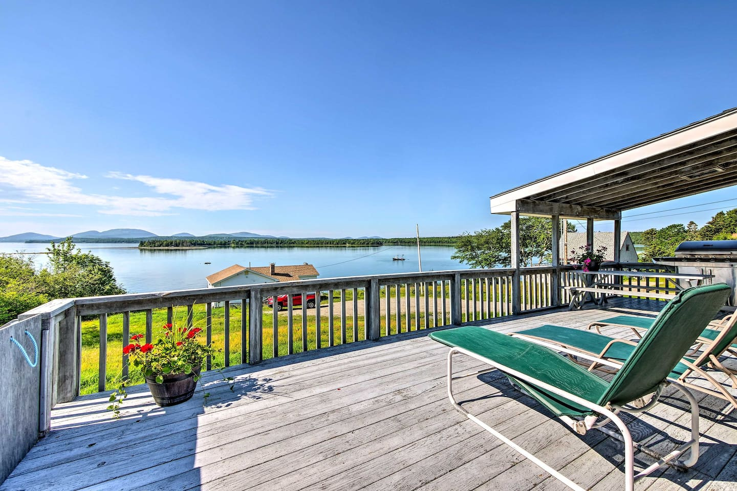 Explore the Acadia Area from this lovely Lamoine vacation rental.