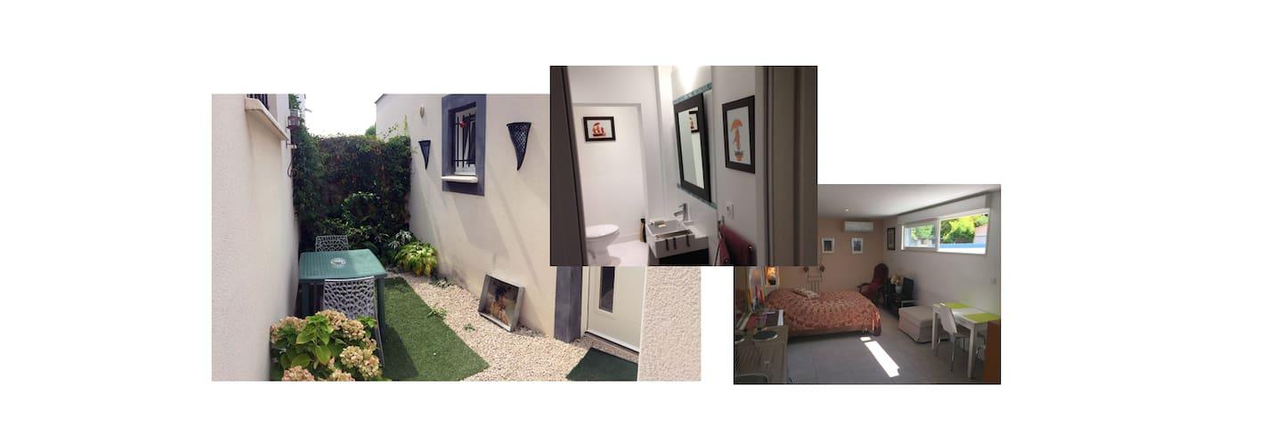 Montpellier, 30 sq. meter, spacious studio flat