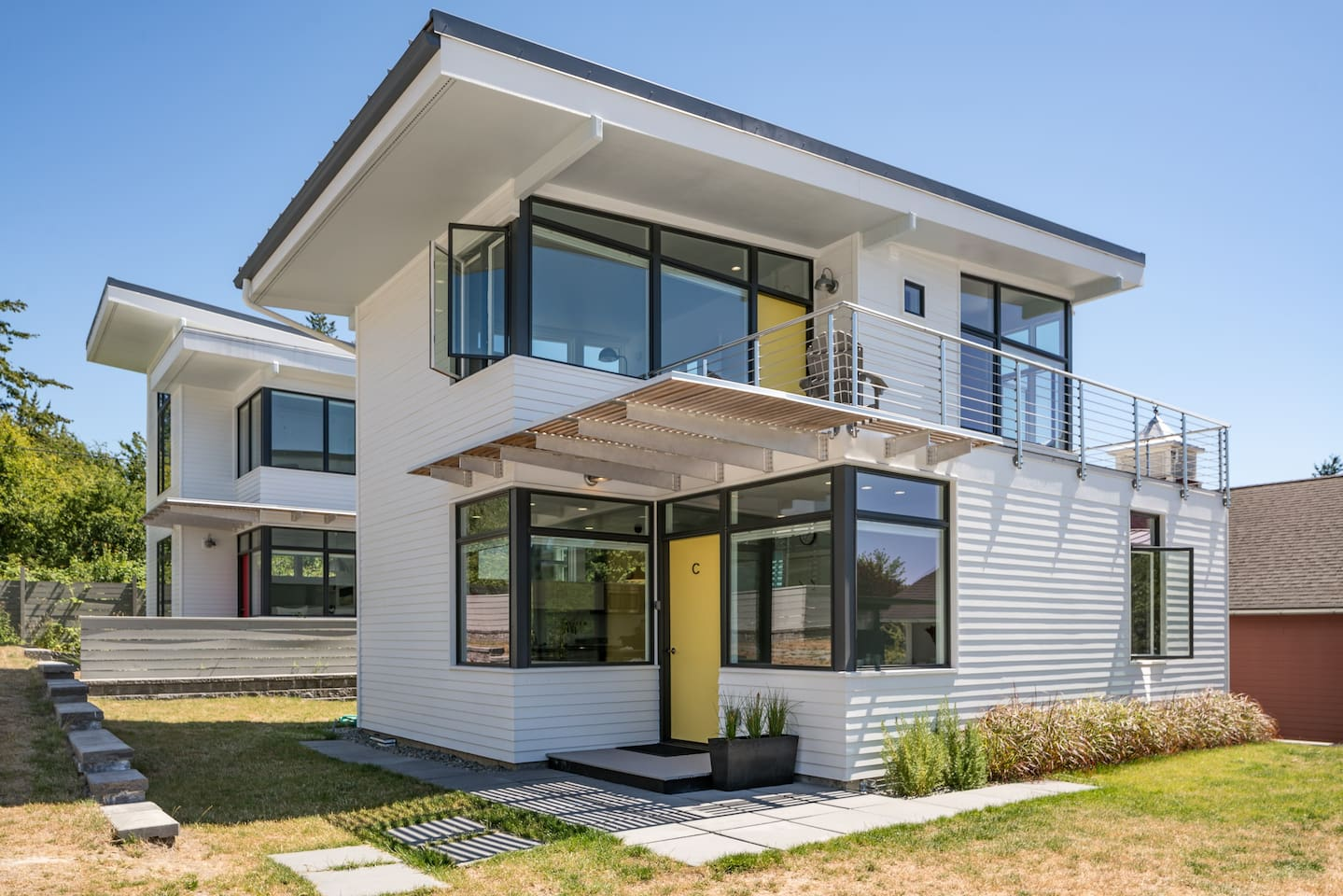 "Eitelkeit Haus Modern Ideen Von Light Filled Design Of ""light """