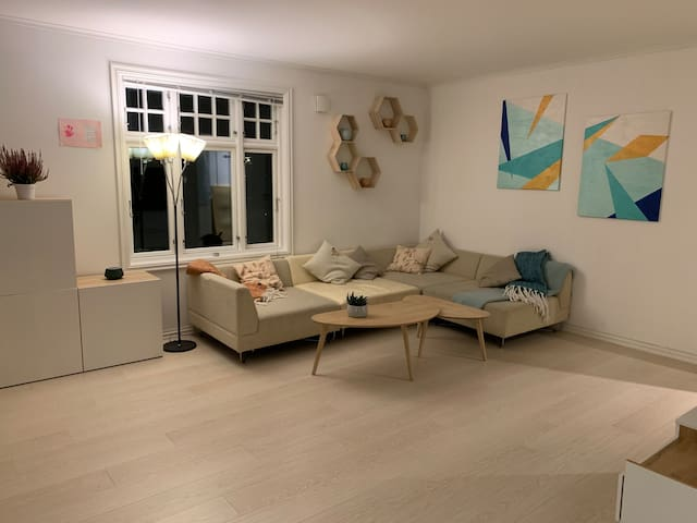 Modern & beautiful 144 sqm apt. in Stavanger villa