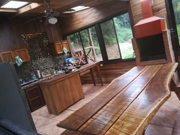 Pacuare Gardens Entire Eco Friendly Cabin