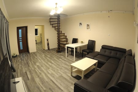 Apartament City/pod skarpą