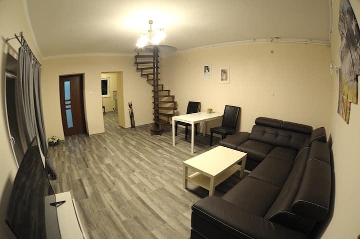 Apartament City/pod skarpą