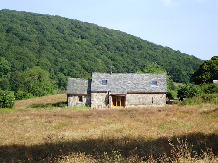 Beautiful 18th century barn on Sugar Loaf mountain