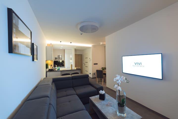 Apart-Hotel VIVI Residence & SPA Apartament A26