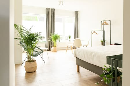 ★Modern apartment★ 3 min walk city center Bruges