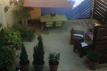 Chabeuil : Charmante petite maison de village