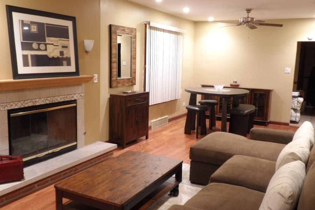Private Beautiful 1 Bedroom Condo Flats For Rent In Chicago Illinois United States