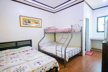 Superior rooms upto 5 pax (Amahri James & Dontea)