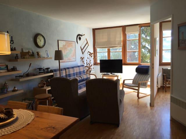 Apartament Cerdanya: natura i esquí - Enveig - Condo