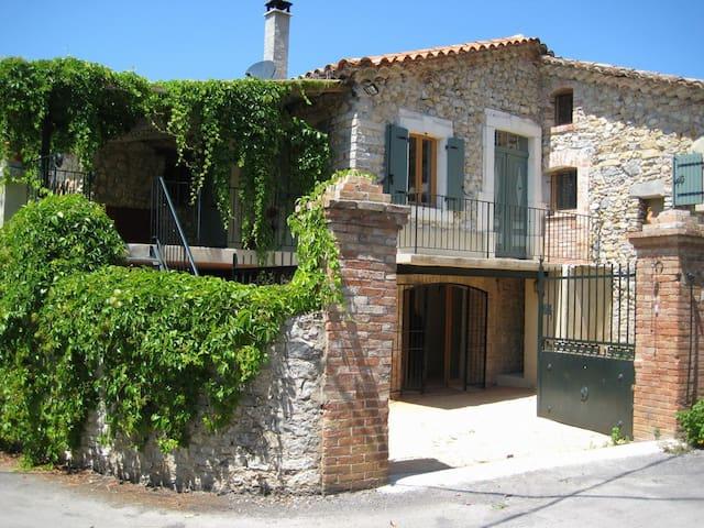 Le Mas du Coq, St Roman, 30140 Gard, France - Massillargues-Attuech - Holiday home