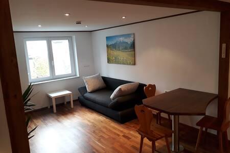 Schönes Appartement mit Balkon in Kißlegg