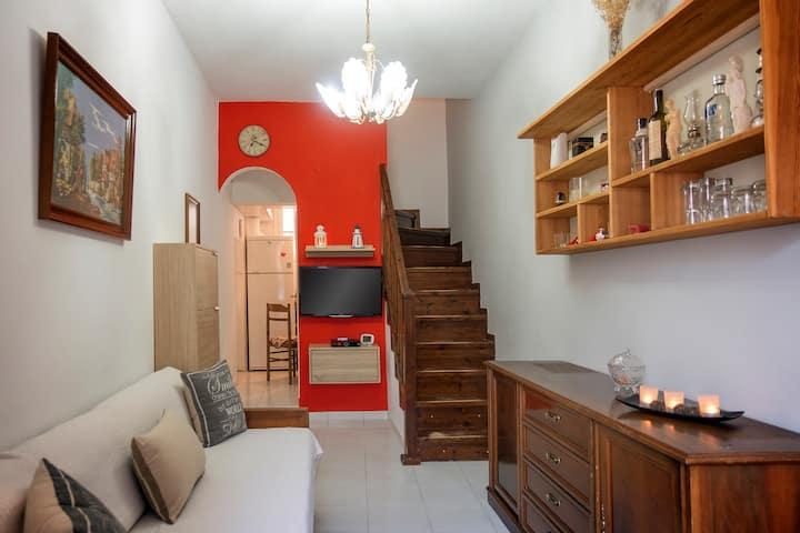 Perigiali Private Residence  in Folegandros