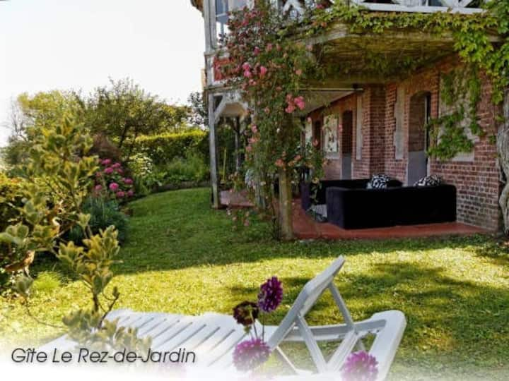 Jardin appartment : between sea and maritime pines