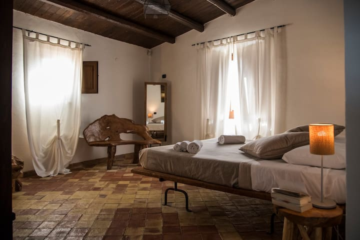 Suite con 2 stanze in agriturismo con piscina - Naro - Bed & Breakfast