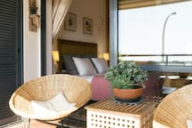 Balcony | Bedroom 1