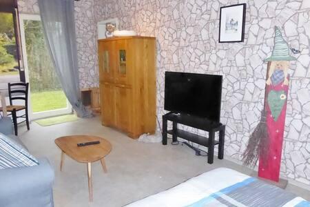 Ruhiges modernes Apartment Lahn-Diez