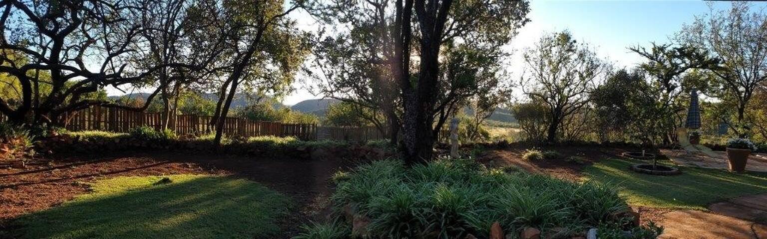 Koepel Guest Farm/Dome Guest Farm