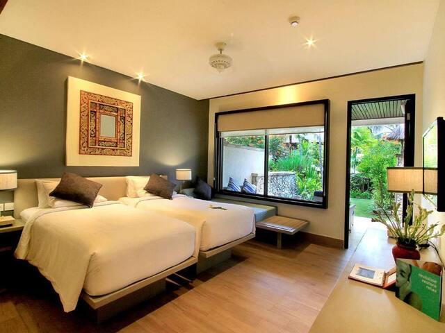 Dazzling Room In Nusa Dua