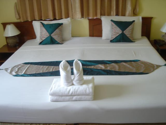 stay close to patong beach by minotel