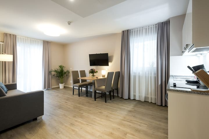 Top Suite mit Balkon oder Terrasse & Klimaanlage