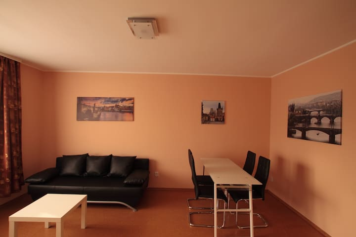 Two-room apartment.