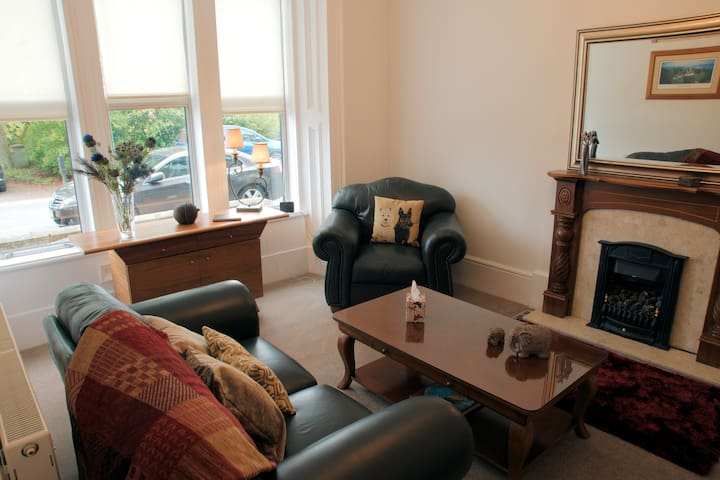 WALKING DISTANCE TO THE CITY CENTRE - Inverness - Apartamento