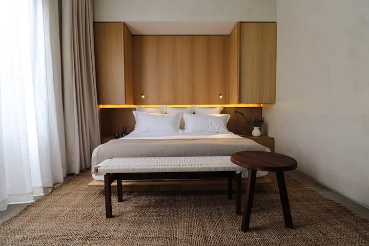 New High-End Cozy &Trendy Yute Room/B&B in Condesa