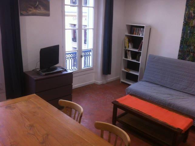 Appartement2 à l'Opéra