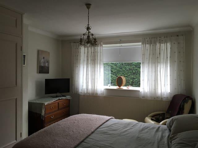Cosy comfortable quiet room - Chalfont Saint Peter - Inap sarapan