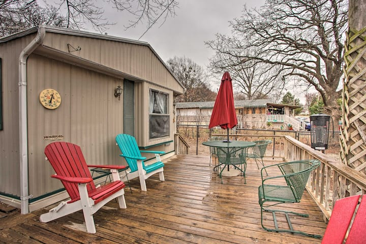 NEW! Amenity-Packed Kingston Home w/ Dock Access!