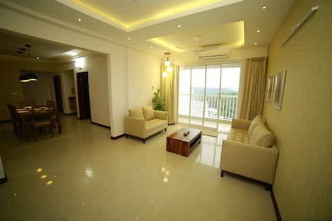 Cassia - Beautiful Serviced Apartment