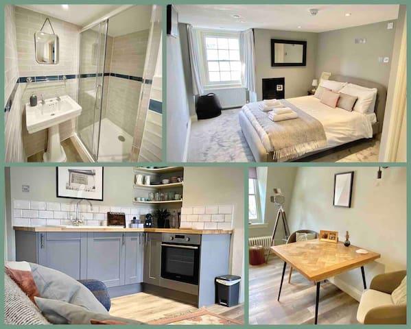※ Central Bath - Gorgeous Loft Apartment (TLA) ※