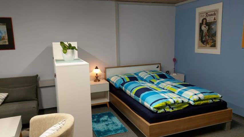 Schlafbereich/Bett