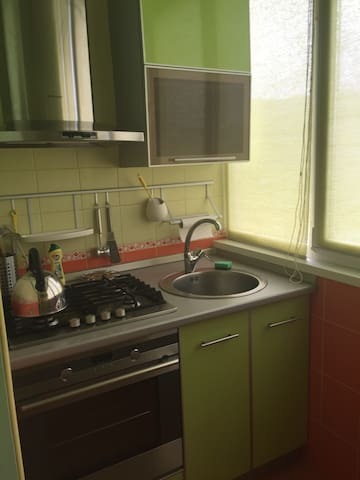 Квартира в Геленджике (PHONE NUMBER HIDDEN) - Gelendzhik - Apartment