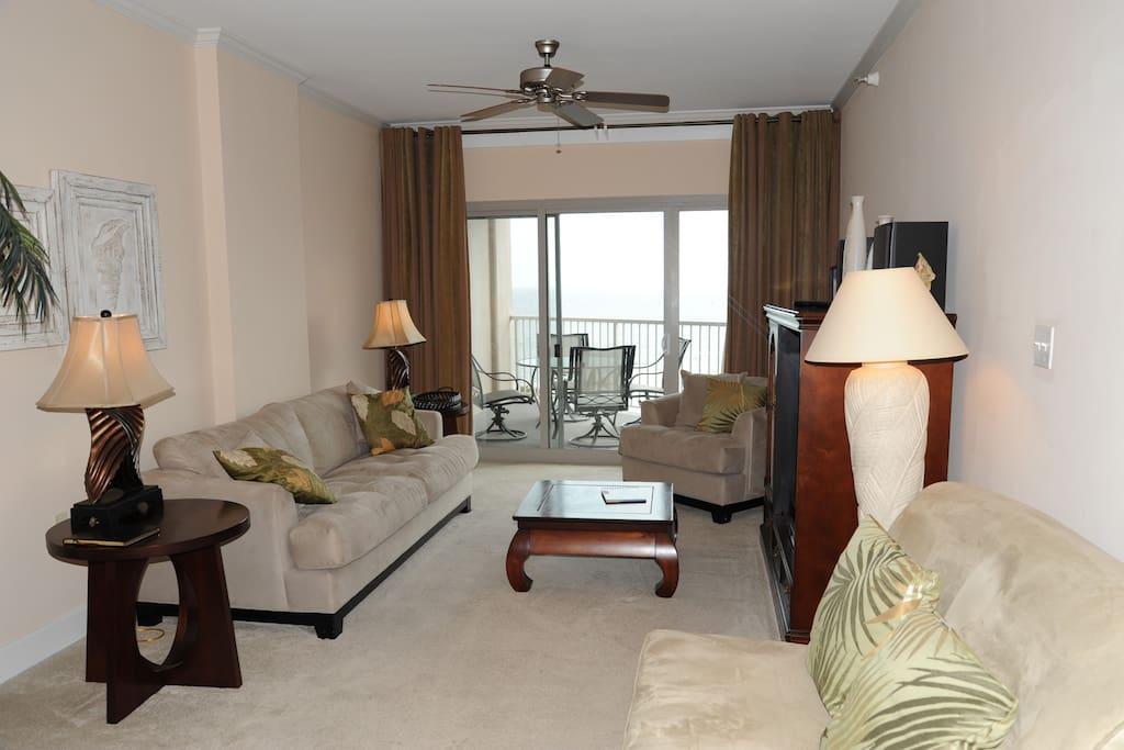 Sea Breeze  509 Deluxe-Living Room Furniture