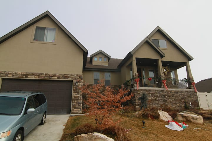 Luxury basement apartment at an incredible value!