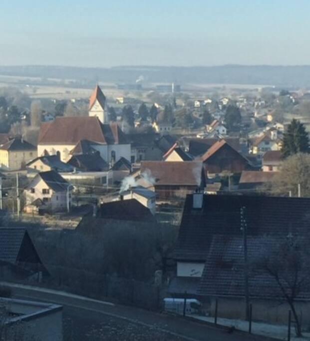 Village de Boncourt