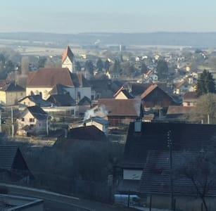 Appartement sur les hauteurs de Boncourt - Boncourt