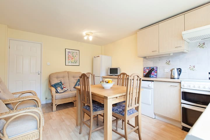 Cafe life and countryside,twin room - Harrogate - Hus