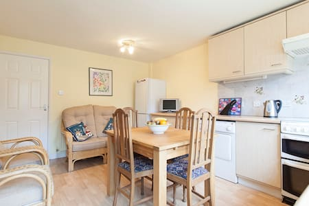 Cafe life and countryside,twin room - Harrogate - Huis