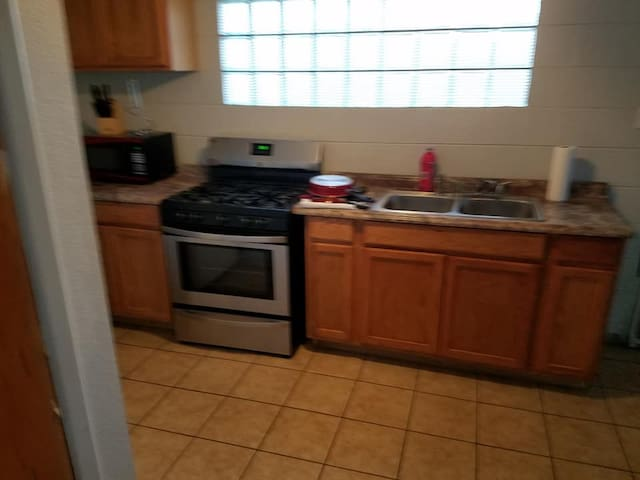 Handicap Accessible apartment near the refineries