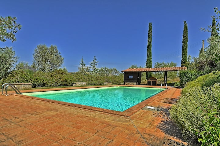 Villa Cecilia - Country house with swimming pool in Orcia valley, Tuscany