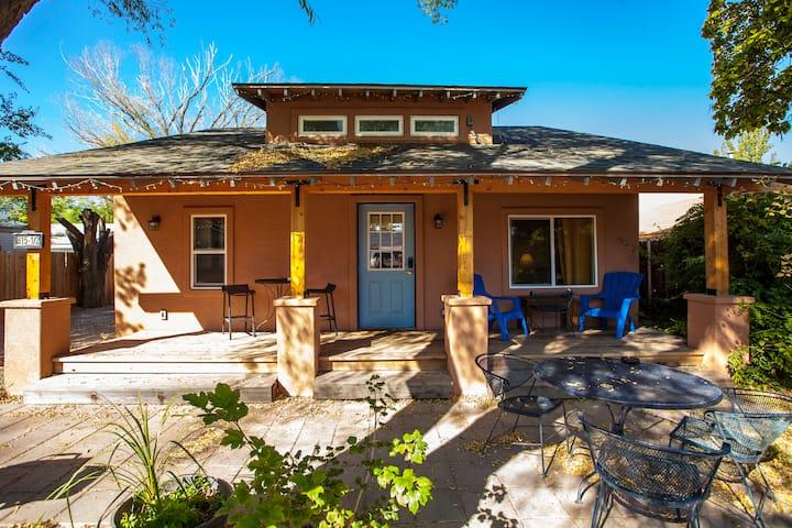 Happy Hippie House
