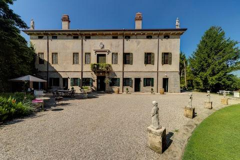 Villa San Bonifacio La Serenella im Valpolicella