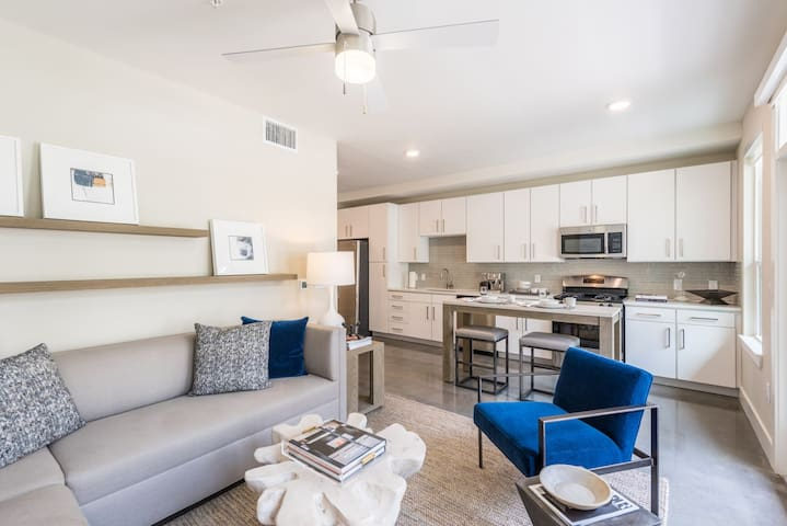 Outstanding apartment home | 1BR in Houston