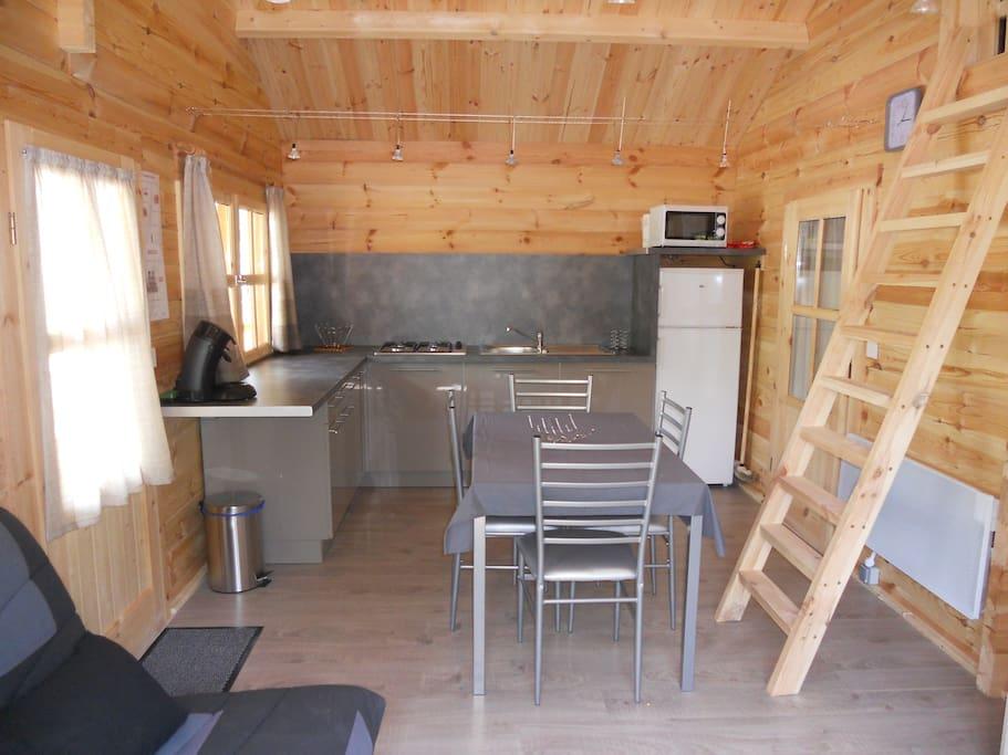 Le Chalet bois de Célio Chalets for Rent in Coux, Auvergne Rh u00f4ne Alpes, France # Le Chalet Bois De Celio