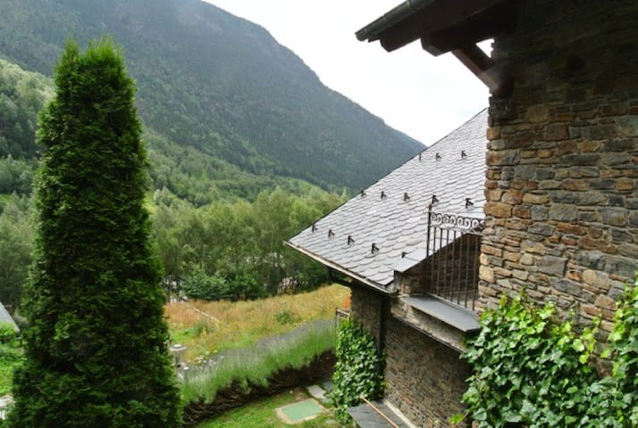 Wonderful chalet in the heart of the nature - El Serrat - Dom