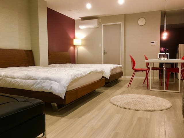 Near Namba/Dotonbori/Shinsaibashi/Orange St Room3F