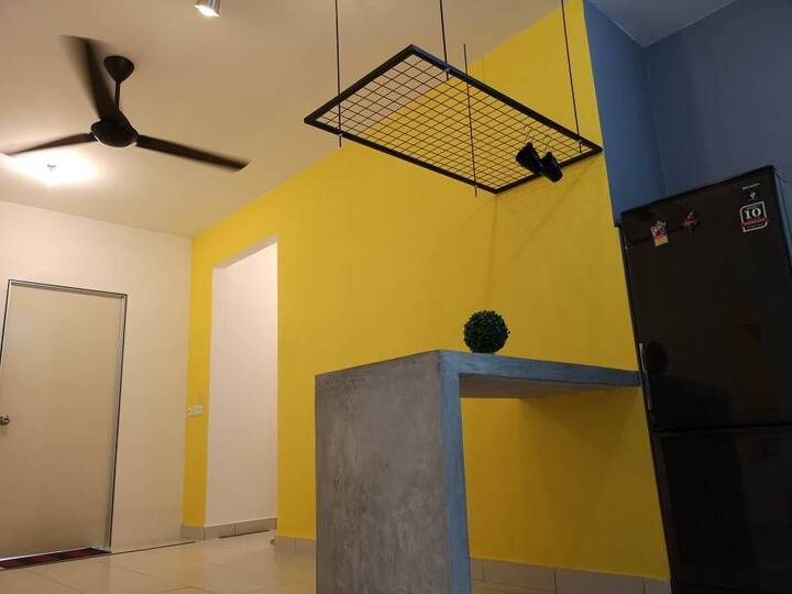 Cozy Room at Setia Alam.